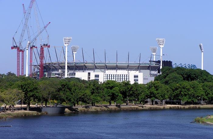 Melbourne Cricket Ground - (c) Maxlink Media Services