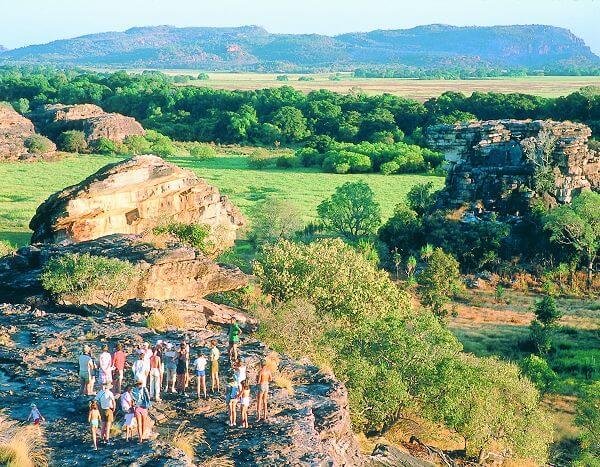 Ubirr Rock Kakadu National Park