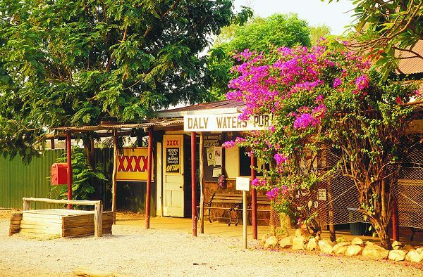 Daly Waters Pub - South of Katherine