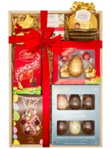 Easter gifts and hampers
